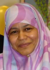 Hjh. Zainab Omar