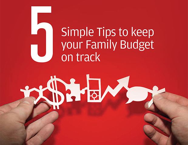 Keep Family Budget on Track – YES Inspire | Magazines
