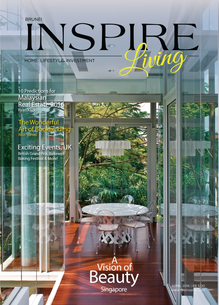inspire living april 2016 cover