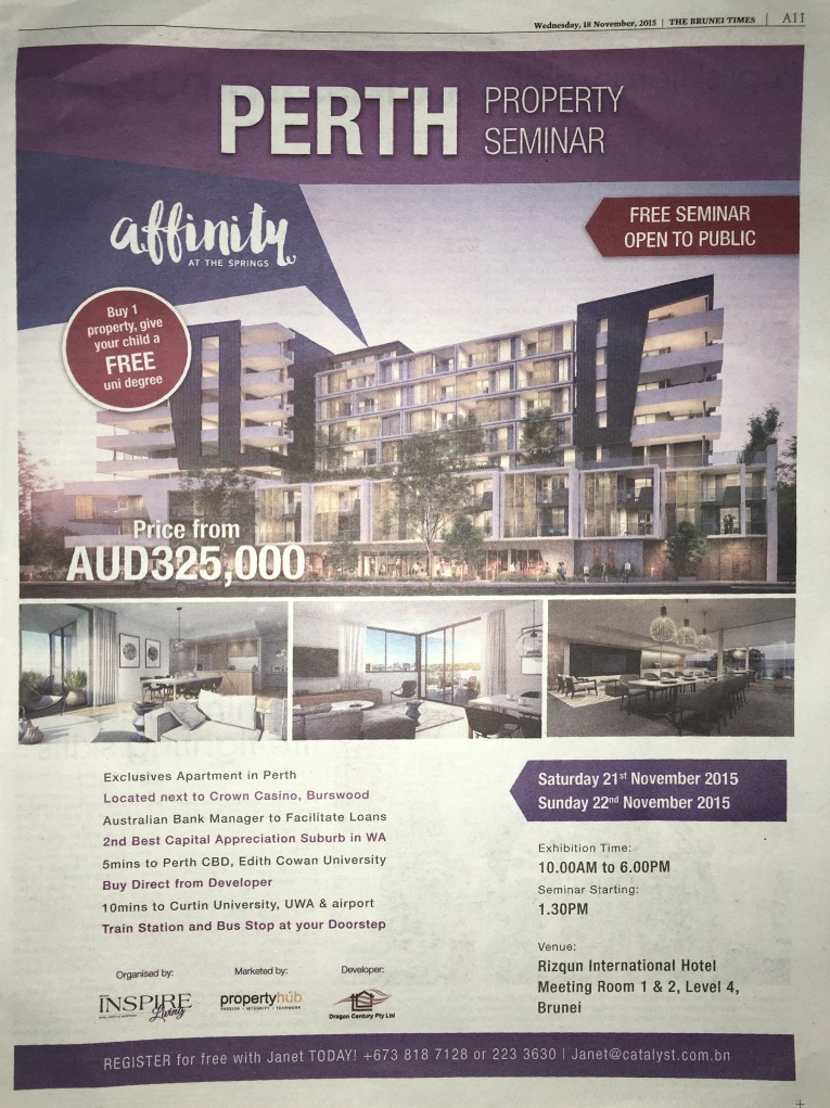 Affinity BT Ad