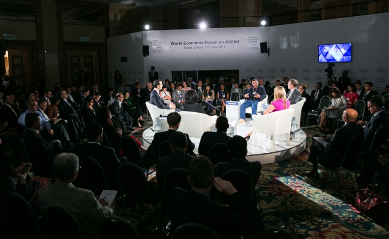 WEF ASEAN 2016